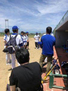 NO141 ブロック野球大会