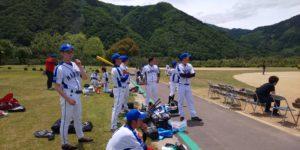 5月ブロック野球大会